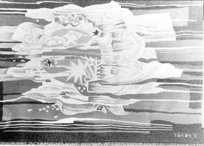 Oda , tapiserie 155x210 cm