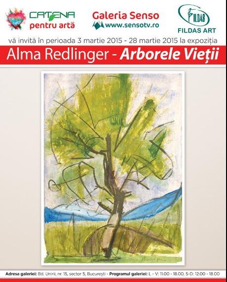 AFIS Arborele Vietii - Alma Redlinger