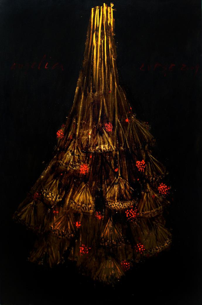 ANGELICA, 100X150 cm, U_P, 2009