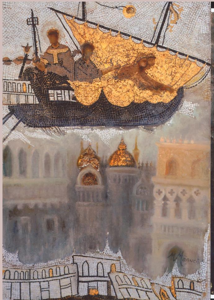 Proiect de salvare a Venetiei (Venice rescue project)