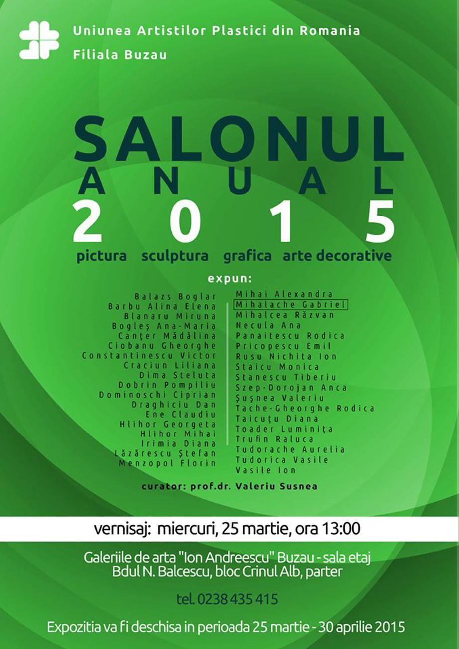 Salonul Anual 2015