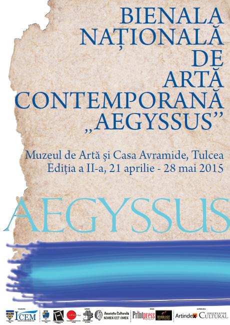 Aegyssus – Bienala Națională de Artă Contemporană