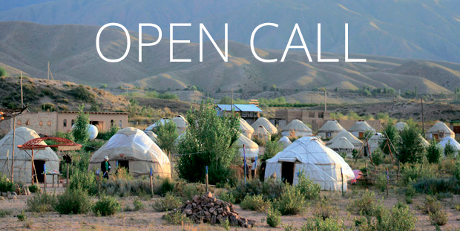 open call nomadic art camp