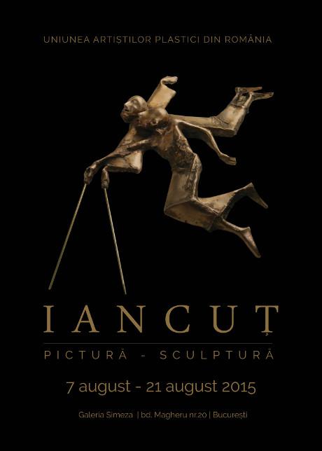 Ion Iancuț – Expoziție de pictură și sculptură