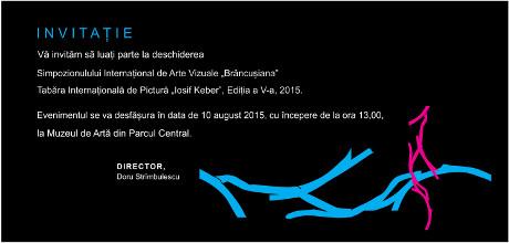 Închiderea Simpozionului de Arte Vizuale Constantin Brâncuși