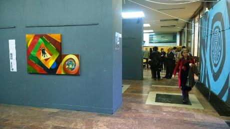 Arte în București 2015<br>Omul împotriva vieții în imagini