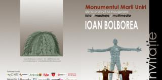 Monumentul Marii Uniri de la proiect la inaugurare foto/machete/multimedia