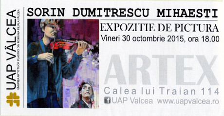 Expo @ Sorin Dumitrescu Mihăiești