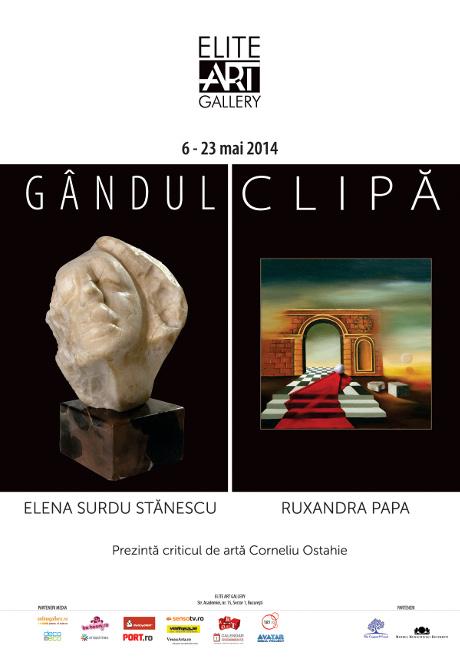 Afis GANDUL CLIPA_70x100cm_TIPAR