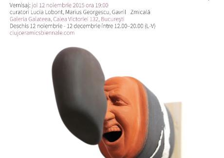Bienala Internaţională de Ceramică Cluj – Best of 2015