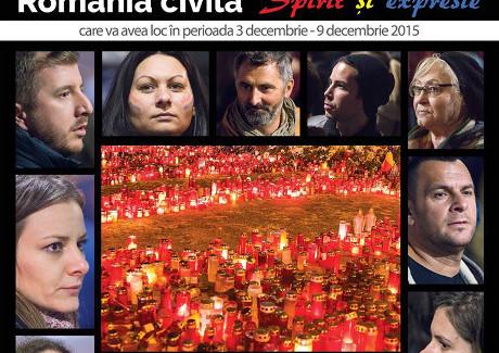 """România Civilă. Spirit și expresie"""