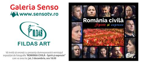 Invitatie_ROMANIA CIVILA Expozitiede fotografie