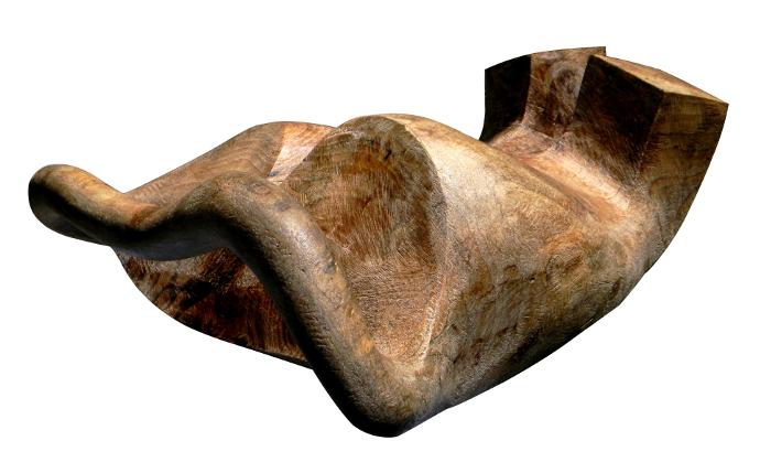 LEGATURI , lemn de nuc, 160x333x395 mm