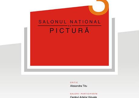 Salon de pictură 2015, București <br>@ Centrul Artelor Vizuale