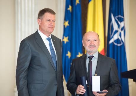 Ordinul Meritul Cultural în grad de Ofițer pentru UAP din România