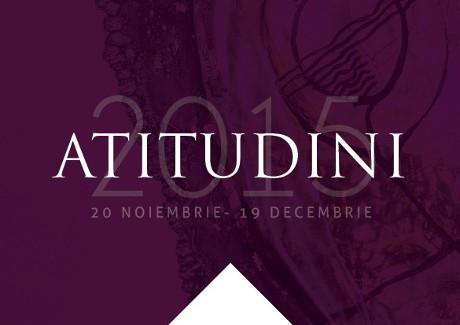 Atitudini 2015 – Artiști sibieni
