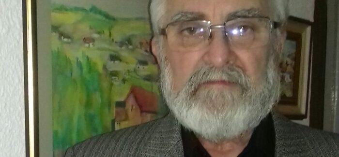 Dimulescu Virgiliu Dan 16.12.1951 – 21.10.2020