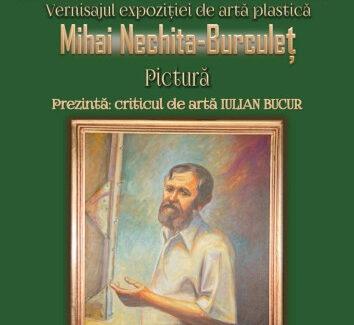 Mihai Nechita-Burculeț @ Bacău