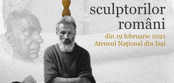 Luna sculptorilor români @ Iași