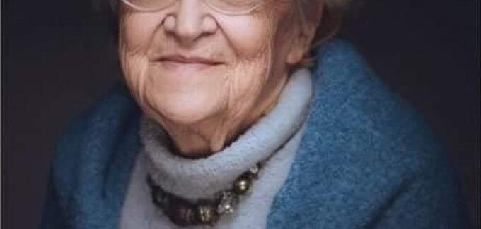 Adina Nanu (04.08.1927 – 23.03.2021)