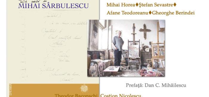 De vorbă cu Mihai Sârbulescu