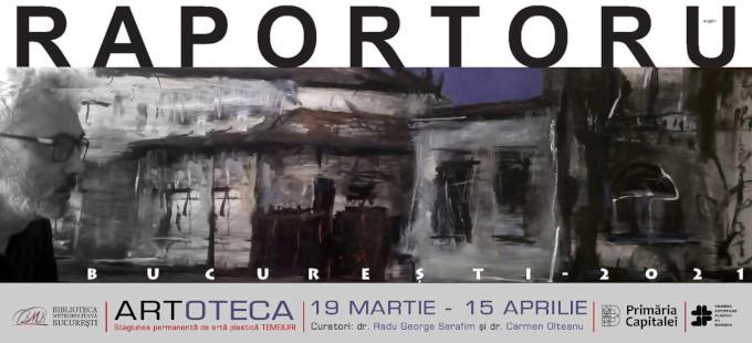 Bucureşti 2021 @ Artoteca