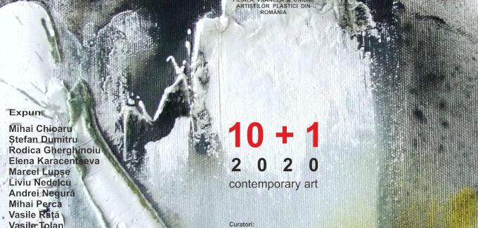 10+1, 2020 @ Vrancea