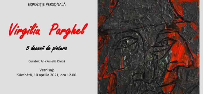 Expoziție personală Virgiliu Parghel @ Slobozia