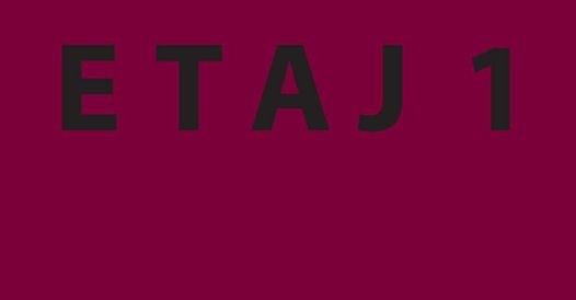 Lansare E T A J 1  @ București