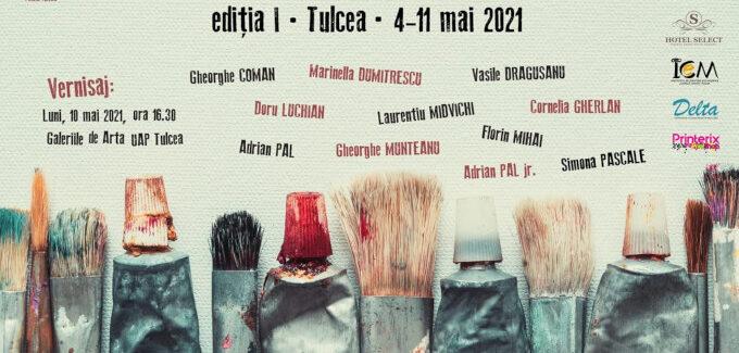 Tabăra de pictură Eugeniu Barău ed. I @ Tulcea