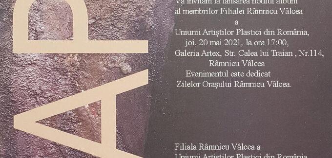 Lansarea albumului – Filiala Vâlcea a UAPR