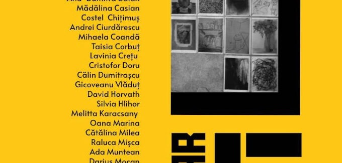 30 days of drawing @ Alba Iulia