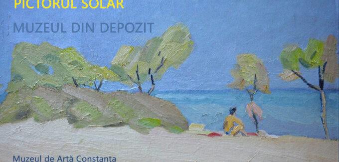 Eugen Mărgărit – pictorul solar @ Constanța