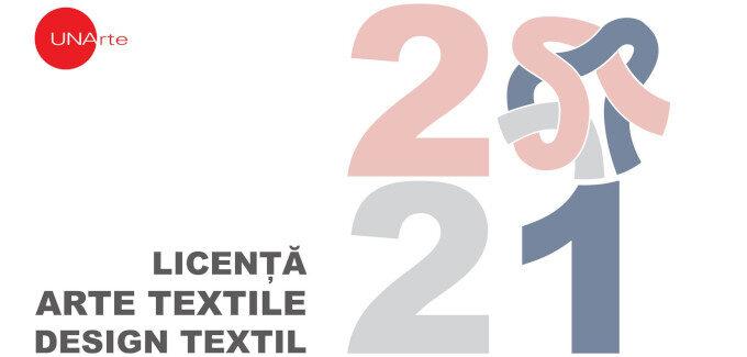 Licență Arte textile – Design textil 2021 @ București