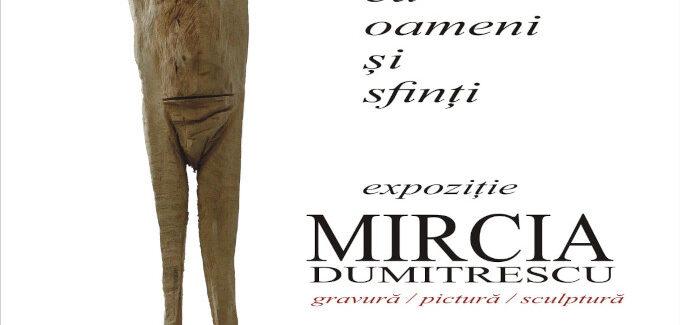 Peisaj românesc cu oameni și sfinți @ Muzeul Național Cotroceni