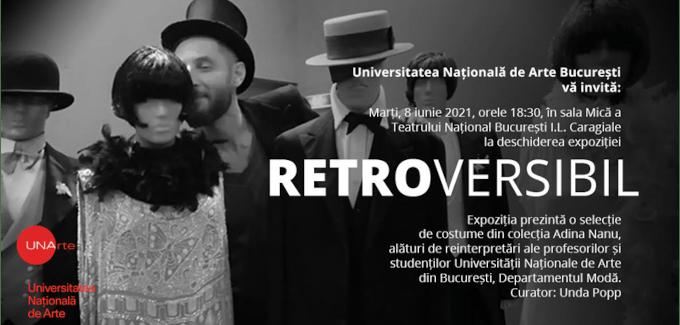 Retroversibil @ Bucuresti