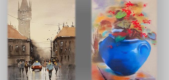 Dialoguri cromatice @ Călărași