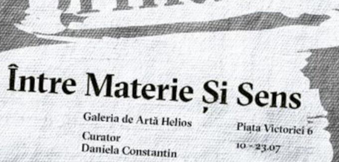 Între Materie și Sens @ Timișoara