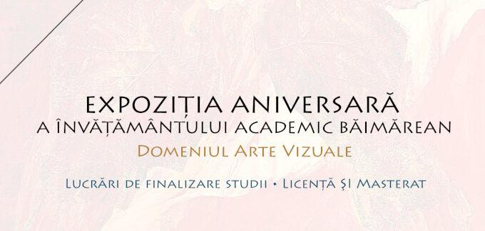 20 de ani de învăţământartistic universitar @ Baia Mare