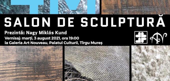 Salon de sculptură 4M @ Târgu Mureș