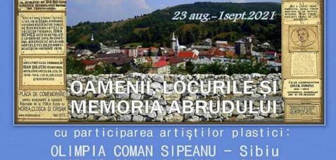 Oamenii, locurile și memoria Abrudului @ Alba Iulia