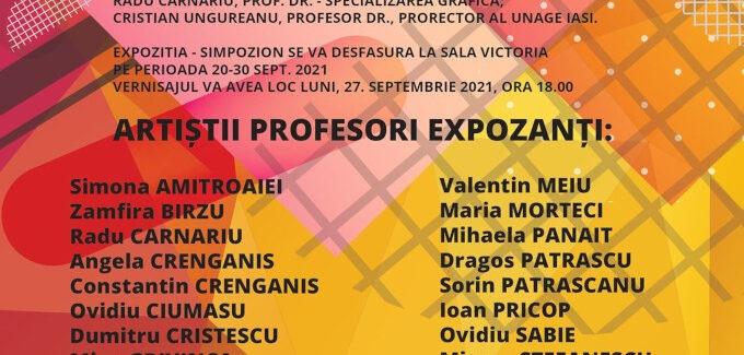 SIMPOZION DIALOGURI VIZUALE @ Iași