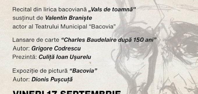 Bacovia 140 @ Bacău