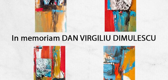 In memoriam Dan Virgiliu Dimulescu @ Vâlcea